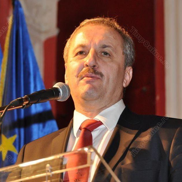 Prof.Univ. Dr. Vasile Dâncu - Ex Ministru al Dezvoltării Regionale