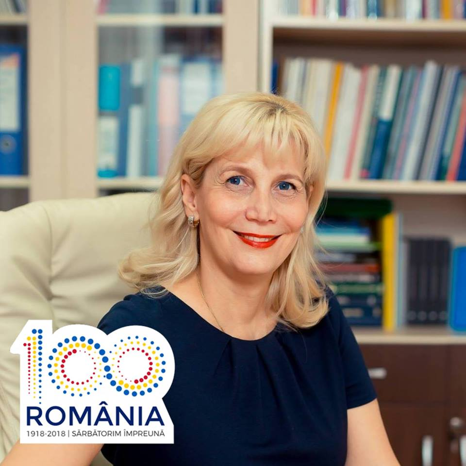 """Prof.univ.dr. Anca Buzoianu - Decan Facultatea de Medicină, UMF """"Iuliu Hatieganu"""" Cluj-Napoca"""