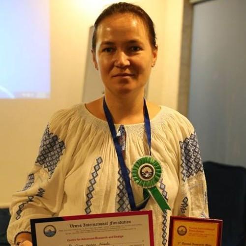 Dr. Mihaela Gligor