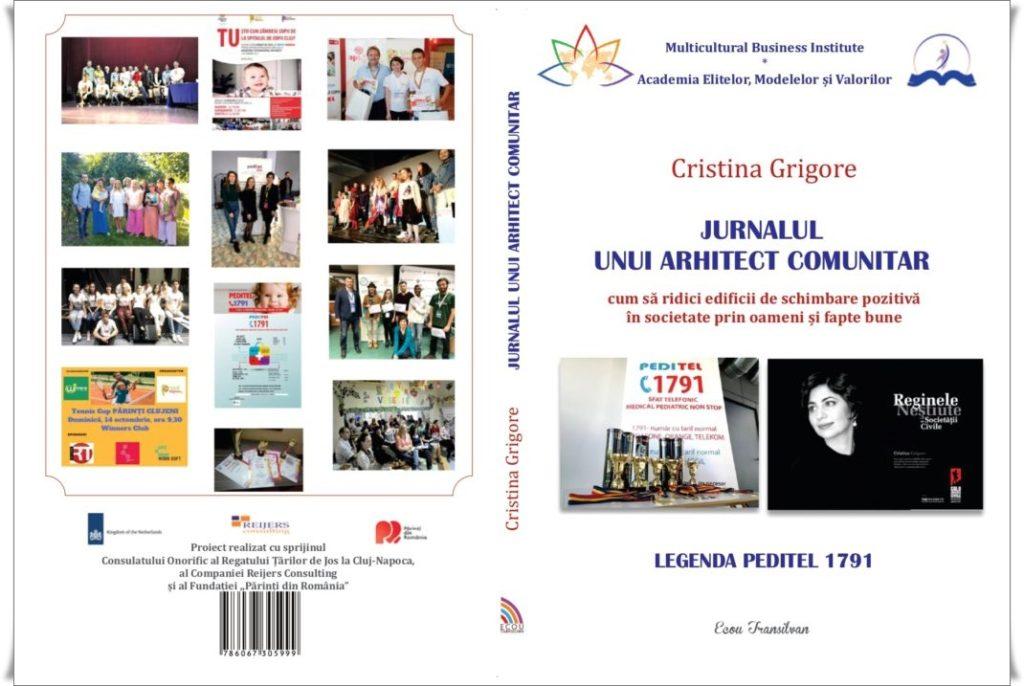 Jurnalul unui arhitect comunitar - Cristina Grigore